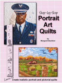 portrait quilts book image